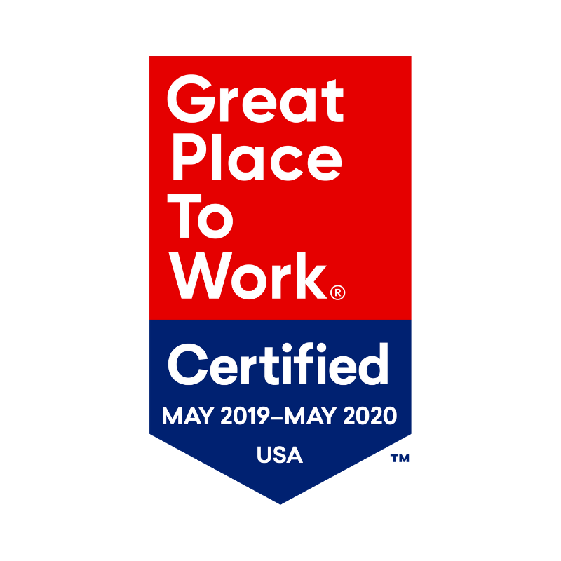 Sheridan In-Home Care certified as a Great Place to Work®
